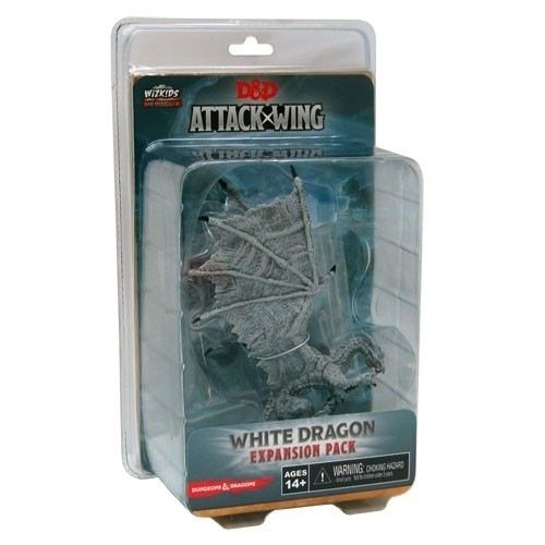 DDAW: White Dragon, engl.