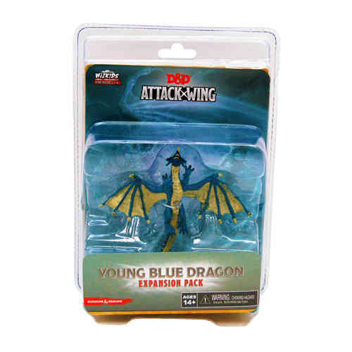 DDAW: Young Blue Dragon, engl.