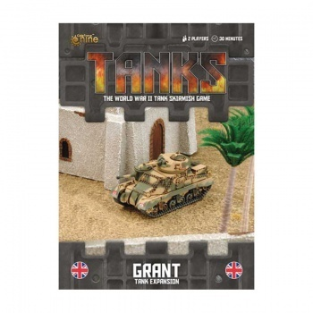 TANKS: British Grant, engl.