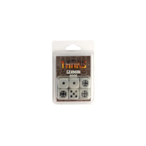TANKS: German Dice Set