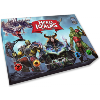 Hero Realms - 4-Player-Starter, dt.