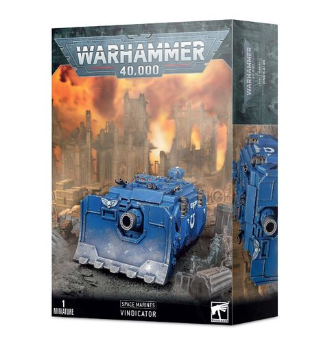 Space Marines: Vindicator Mk II