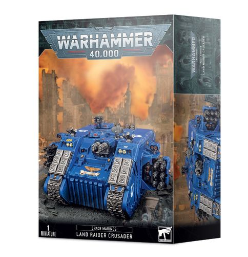 Space Marines: Land Raider Redeemer/Crusader