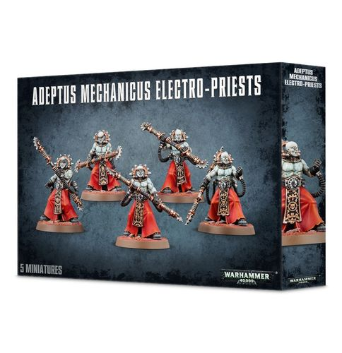 Ad. Mech.: Electro-Priests