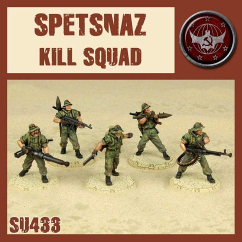 SSU - Spetsnaz Kill Squad - PRIMED