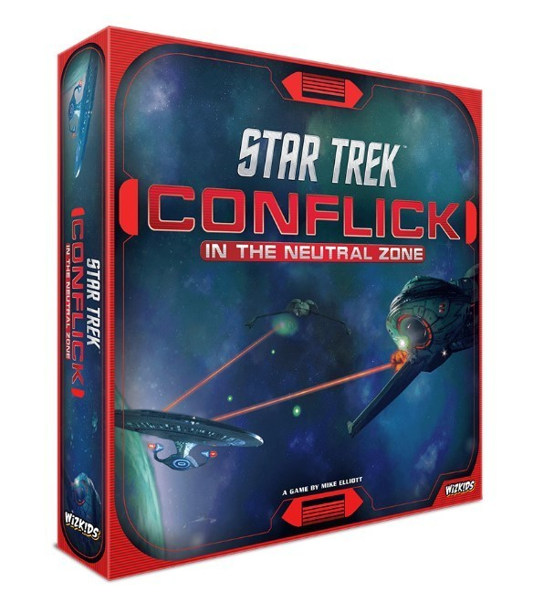 Star Trek Conflick in the Neutral Zone, engl.