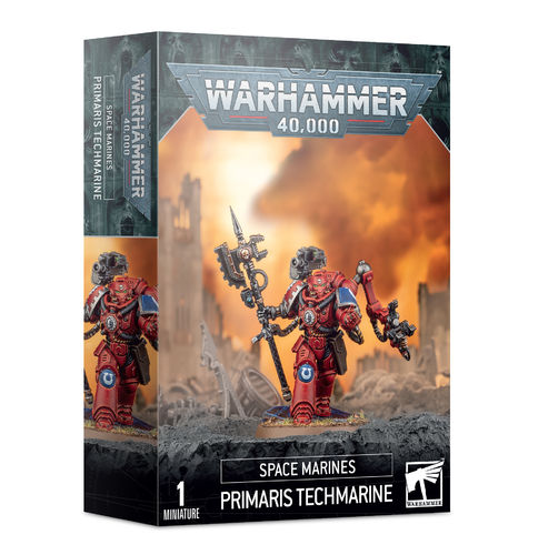 Space Marines: Primaris Techmarine