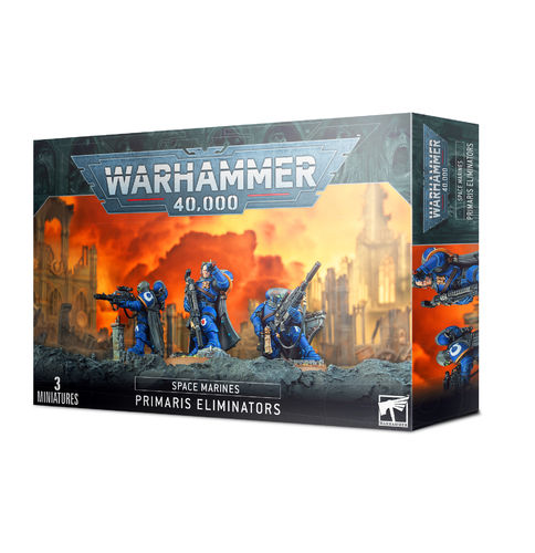 Space Marines Eliminatoren