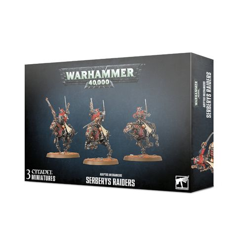 Adeptus Mechanicus: Serberys Raiders