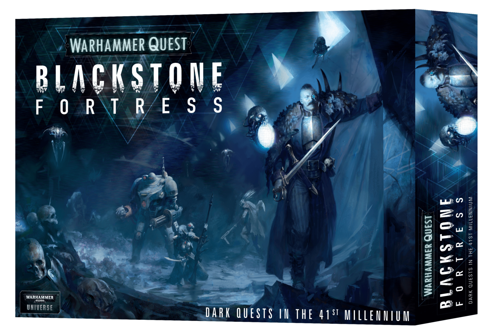 Warhammer Quest: Blackstone Fortress, dt.