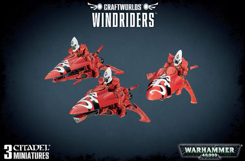 Craftworld Windriders