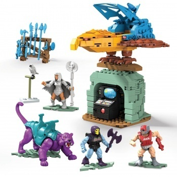 Mega Construx Masters of the Universe Point Dread