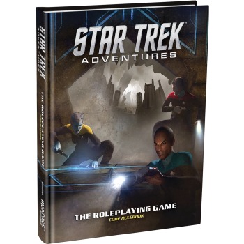 Star Trek Adventures: Core Rulebook, engl.